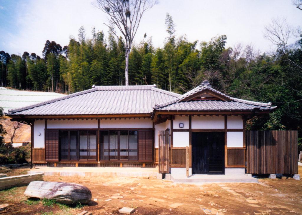 Traditional japanese house renovation