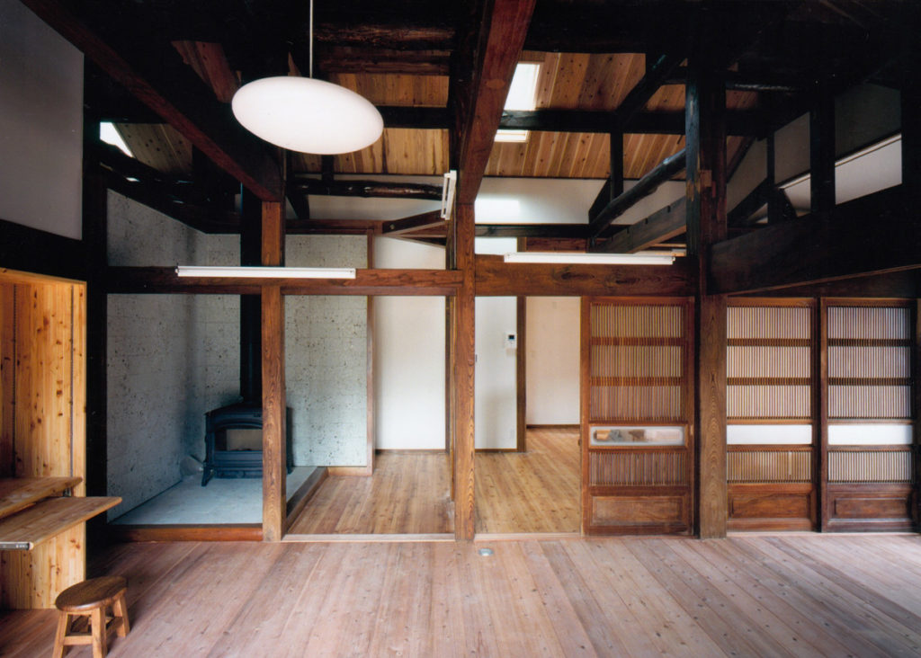 Traditional Japanese House Renovation – SUZUKI Natural ...